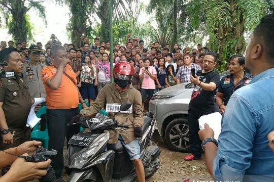 Reka Ulang Tahap Dua Pembunuhan Hakim Jamaluddin Berakhir di Kutalimbaru - JPNN.com