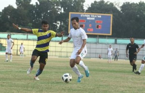 Kalah dari Penang FA, PSMS Finis Sebagai Juru Kunci di Edy Rahmayadi Cup 2020 - JPNN.com