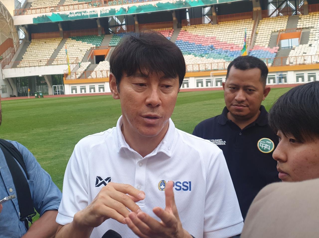Timnas Indonesia U-19 Menang Atas Kyung Hee University, Shin Tae Yong: Mental Pemain Bagus - JPNN.com