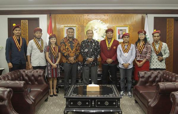 Wakil Ketua DPD Minta Kongres PMKRI Dorong Pelaksanaan UU Daerah Kepulauan - JPNN.com