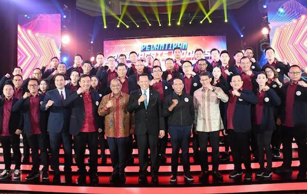 Bamsoet Dilantik Jadi Dewan Pembina E-Sport Indonesia Bersama Sandiaga Uno - JPNN.com