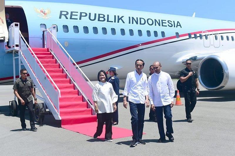 Presiden Jokowi Ajak Ibu Negara ke Labuan Bajo
