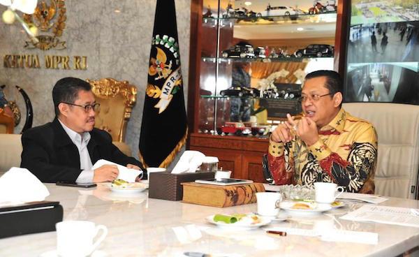 Bamsoet: China Maju Karena Menerapkan Model GBHN di Indonesia - JPNN.com