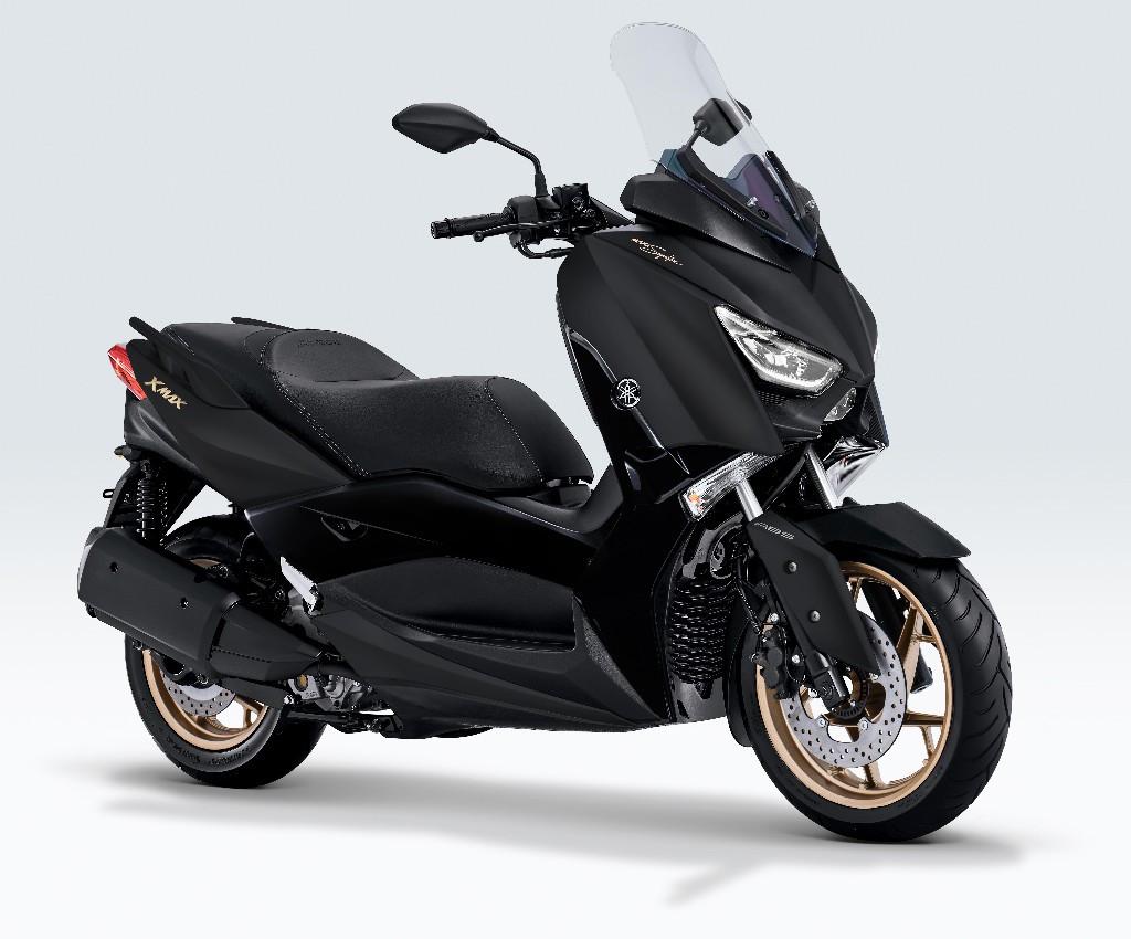 Intip Spesifikasi dan Harga Varian Baru Yamaha Xmax dan Aerox 155 - JPNN.com