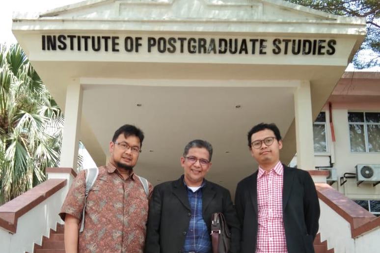UMB Menjalin Kerja Sama Riset dengan Sejumlah Universitas di Malaysia