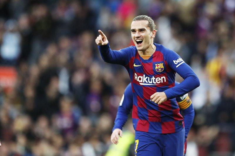 Antoine Griezmann Selamatkan Barcelona dari Petaka - JPNN.com