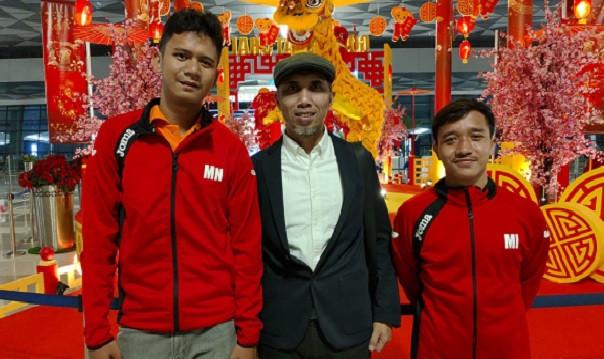 Dua Pemain Vamos Indonesia Resmi Dikontrak Klub India - JPNN.com