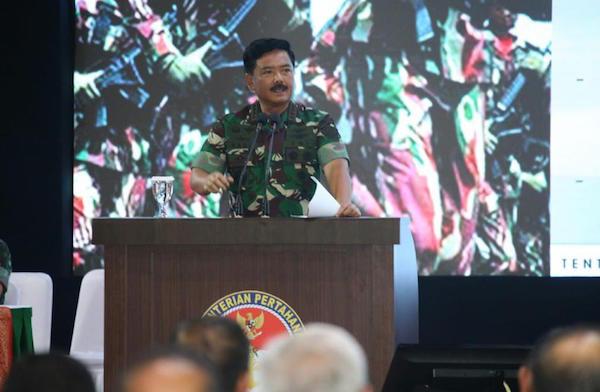Tujuh Pesan Panglima TNI Jelang Pilkada Serentak dan Pelaksanaan PON - JPNN.com