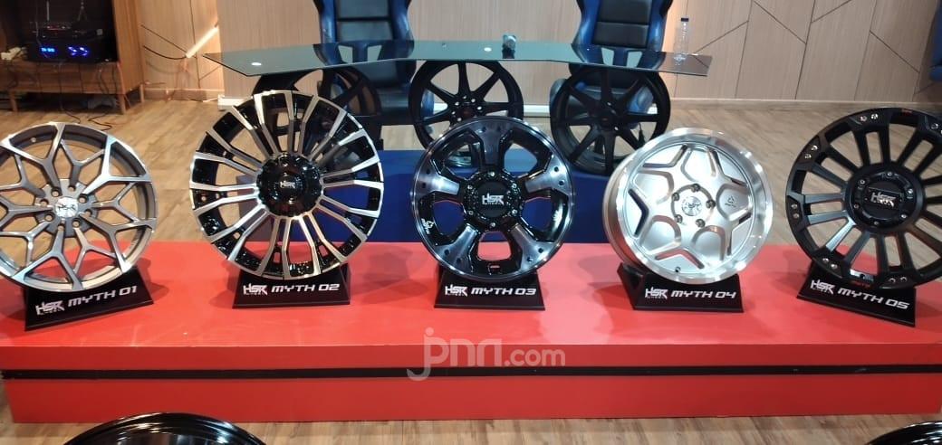 HSR Wheel Rilis 5 Pelek Baru Buat Pencinta Modifikasi - JPNN.com