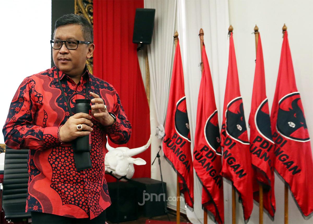 Kelar Diperiksa KPK, Hasto Kristiyanto Sebut Harun Masiku Korban - JPNN.com
