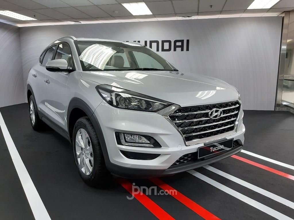 Imlek 2020 Hyundai Tucson Bawa Penyegaran Sebegini Harganya Jpnn Com