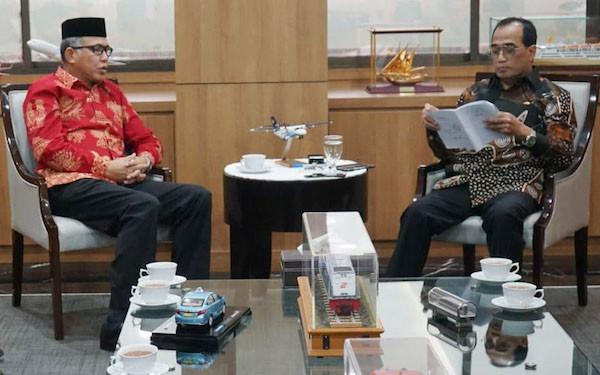Pemerintah Siapkan Rp 2,8 Triliun untuk Pembangunan Jalur Kereta Api di Aceh - JPNN.com