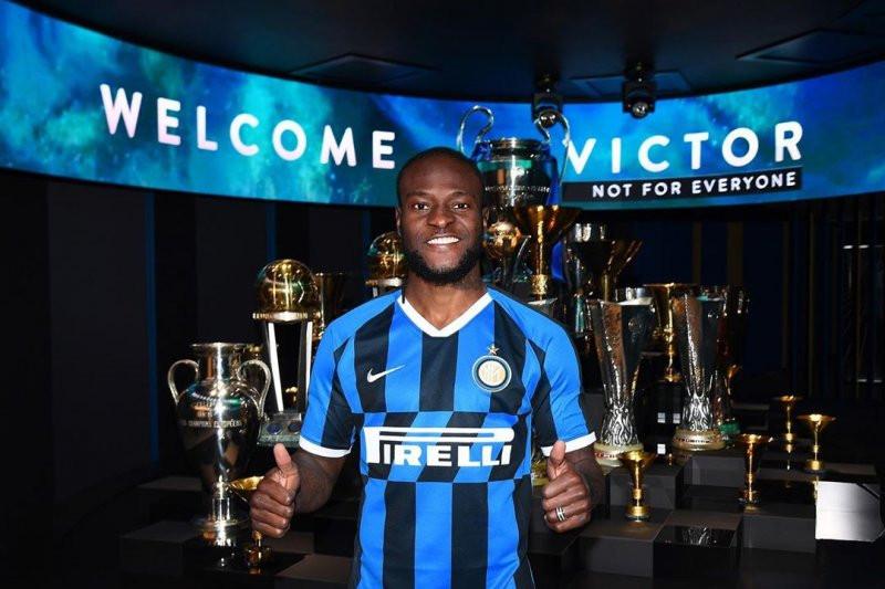 Victor Moses Merasa Terhormat jadi Pemain Inter Milan - JPNN.com