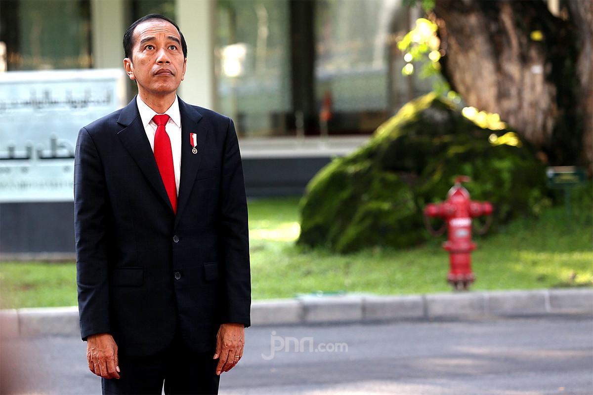 Jokowi Baru Tahu Kalau OSO Seperti Itu, Semua pun Tertawa - JPNN.com