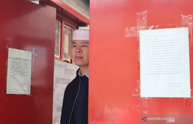 Perang Melawan Corona, Komunitas Muslim Beijing Sumbangkan Rp 1,7 Miliar ke Pemerintah Tiongkok - JPNN.com