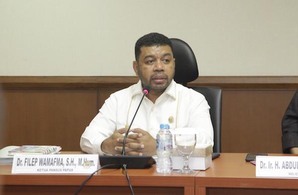 Pansus Papua DPD RI Undang Komnas HAM Bahas Isu di Papua