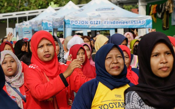 Tekan Malnutrisi, Frisian Flag Indonesia Beri Edukasi Gizi - JPNN.com
