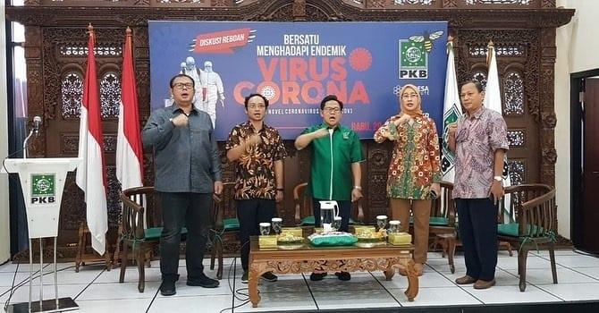 Ketum PKB: Waspada Kemungkinan Berkembangnya Virus Corona di Indonesia - JPNN.com