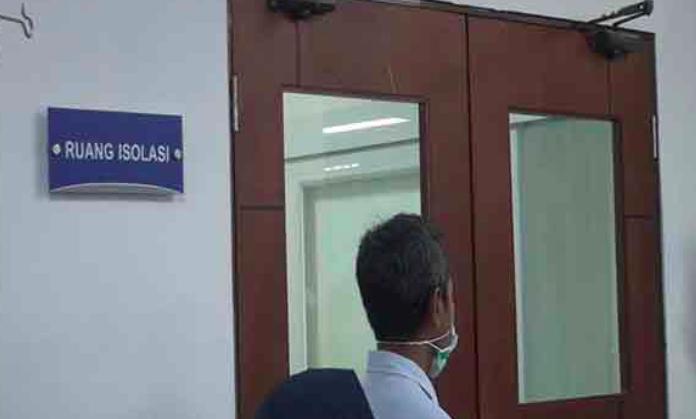 Suhu Tubuh TKW yang Diduga Terjangkit Virus Corona Itu Telah Menurun - JPNN.com