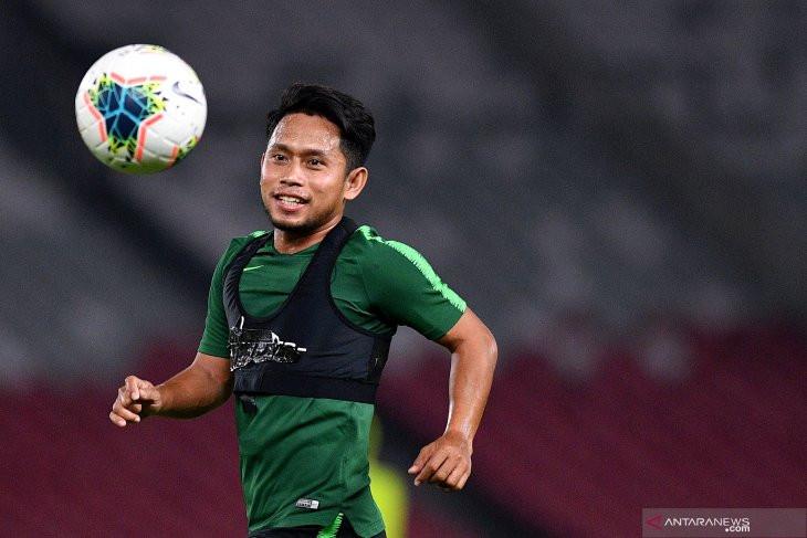 Andik Vermansah Resmi Berkostum Bhayangkara FC - JPNN.com