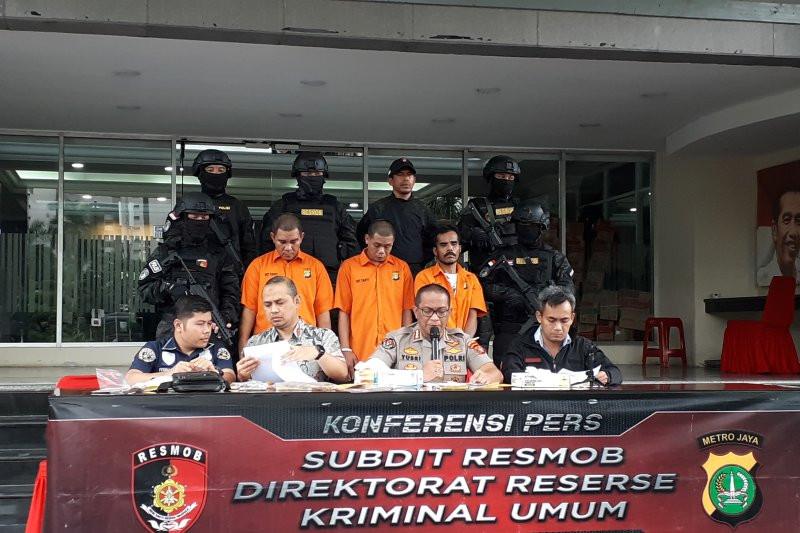 Nih Tampang Pelaku Curanmor Lintas Daerah - JPNN.com