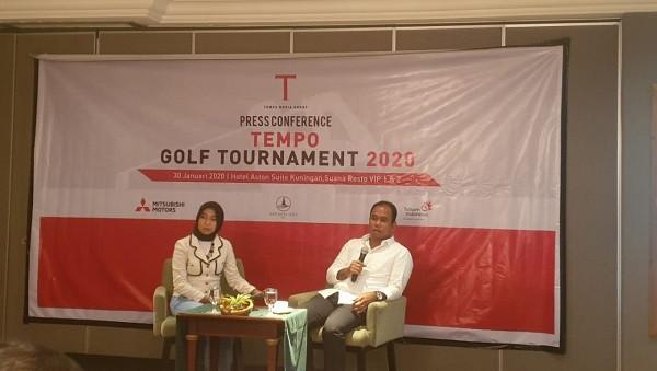 Menpora Bakal Buka Turnamen Golf Tempo 2020 di Bali