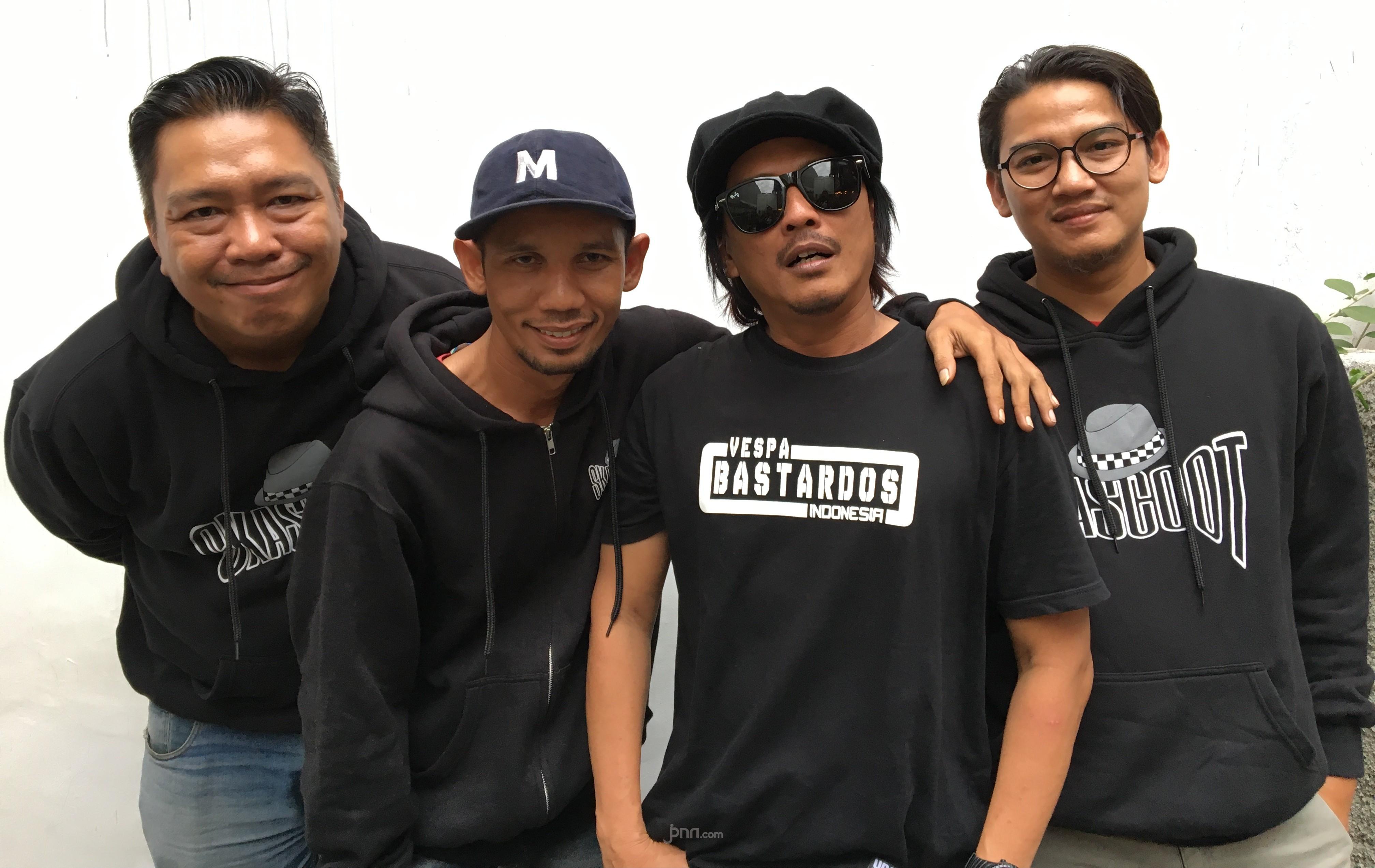 SkaScoot Melaju dengan 'Asyikin Aja' - JPNN.com