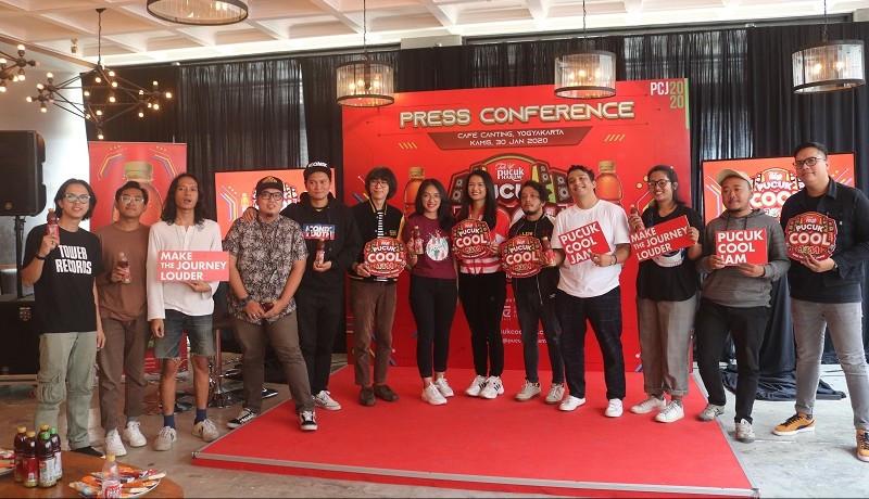 Endank Soekamti-Maliq & D'essentials Ramaikan Final Pucuk Cool Jam 2020 - JPNN.com