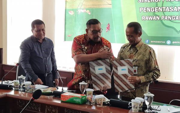 Kementan Dorong Koneksi Antar-Pulau Untuk Tingkatkan Akses Pangan Masyarakat - JPNN.com