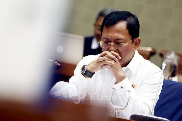 Menkes Terawan Agus Putranto Bilang Tunggu Tanggal Mainnya - JPNN.com