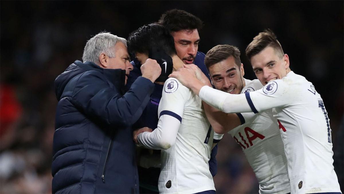 Lihat Klasemen Liga Inggris Setelah Tottenham Memukul City - JPNN.com