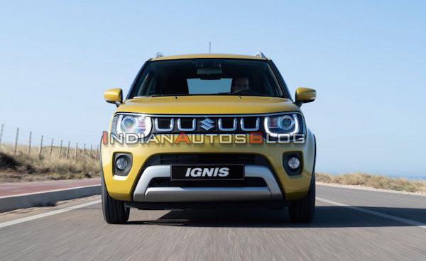 Suzuki Ignis Facelift Buka Selubung 7 Februari 2020 - JPNN.com