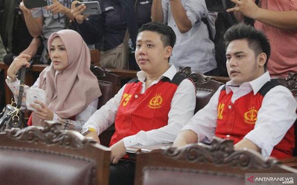 Galih, Pablo Benua dan Rey Utami Dituntut Hukuman Berbeda - JPNN.com