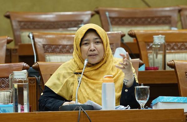 2 WNI Terinfeksi Corona, Begini Respons Mufida Anggota Komisi IX DPR - JPNN.com