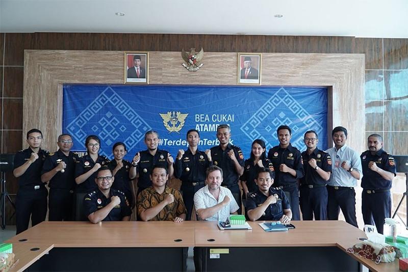 Bea Cukai Atambua Terima Kunjungan Perwakilan Asian Development Bank - JPNN.com