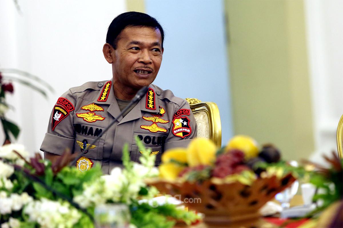 Seluruh Anggota Polri Harus Tahu Harun Masiku Itu Buronan - JPNN.com