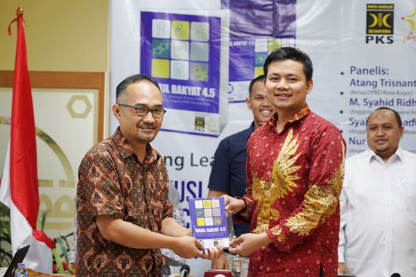 PKS Dorong Politikus Muda Mengoptimalkan Peran - JPNN.com