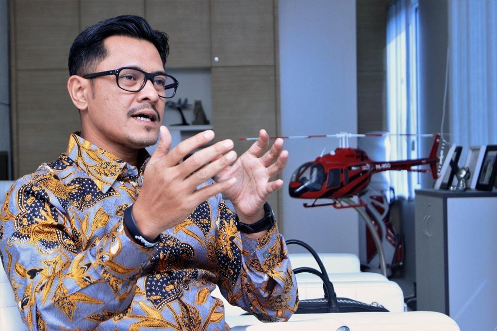 Ketum INACA Ajak Dirut Garuda Masuk Kepengurusan - JPNN.com