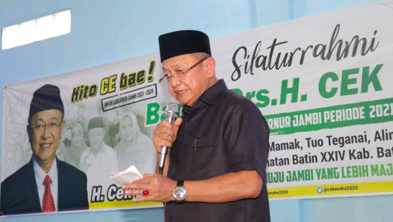 Masyarakat Jambi Diingatkan Menggunakan Hak Pilih dan Jaga Kerukunan - JPNN.com