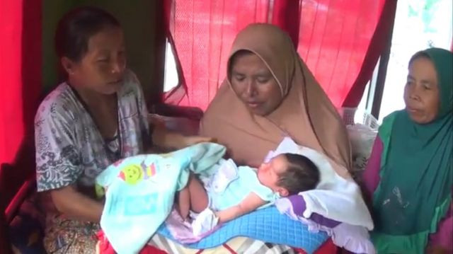 Reaksi Ponijo Soal Kamsiah, Istrinya yang tidak Hamil Tiba-tiba Melahirkan Bayi Perempuan - JPNN.com