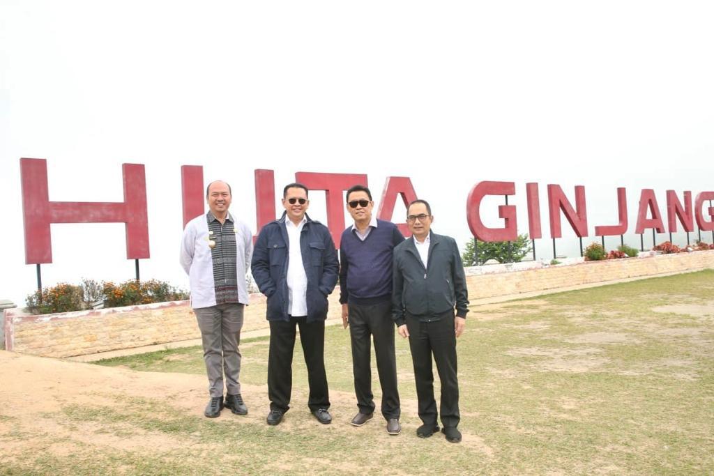 Bamsoet: Danau Toba Harus Menjadi Tujuan Pariwisata Dunia - JPNN.com