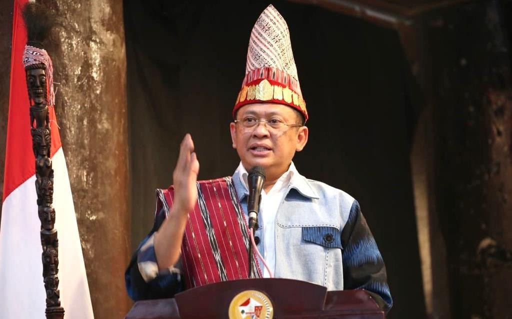 Bamsoet: Bangsa Indonesia Harus Bangga Memiliki Pancasila - JPNN.com