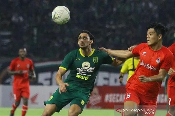 Pemain Asing Persebaya Sebut Level Kompetisi Indonesia Jauh Dibanding Eropa, tetapi... - JPNN.com