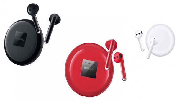 Edisi Valentine, Huawei FreeBuds 3 Tampil dengan Warna Merah - JPNN.com