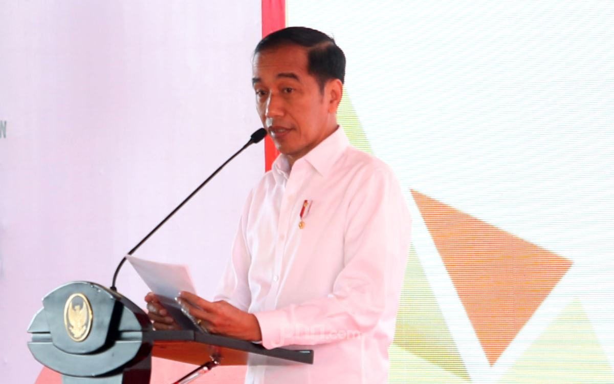 Jokowi Minta Masyarakat Menerima WNI yang Selesai Menjalani Observasi di Natuna - JPNN.com