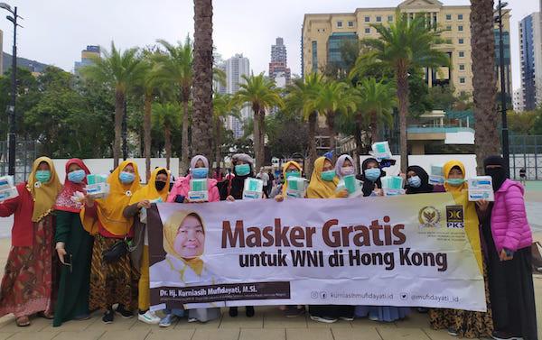 Antisipasi Virus Corona, Mufida Kirim 10 Ribu Masker untuk PMI di Hong Kong, Taiwan dan Malaysia - JPNN.com