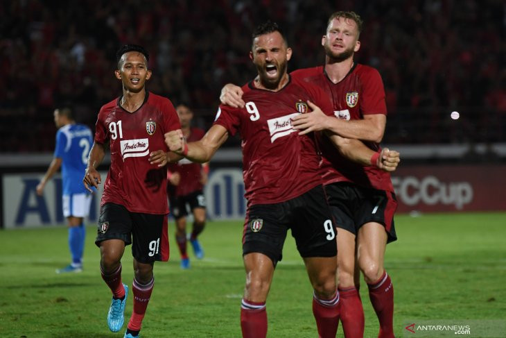 Taklukkan Than Quang Ninh Pelatih Bali United Kami Bangkit Di Babak Kedua Jpnn Com