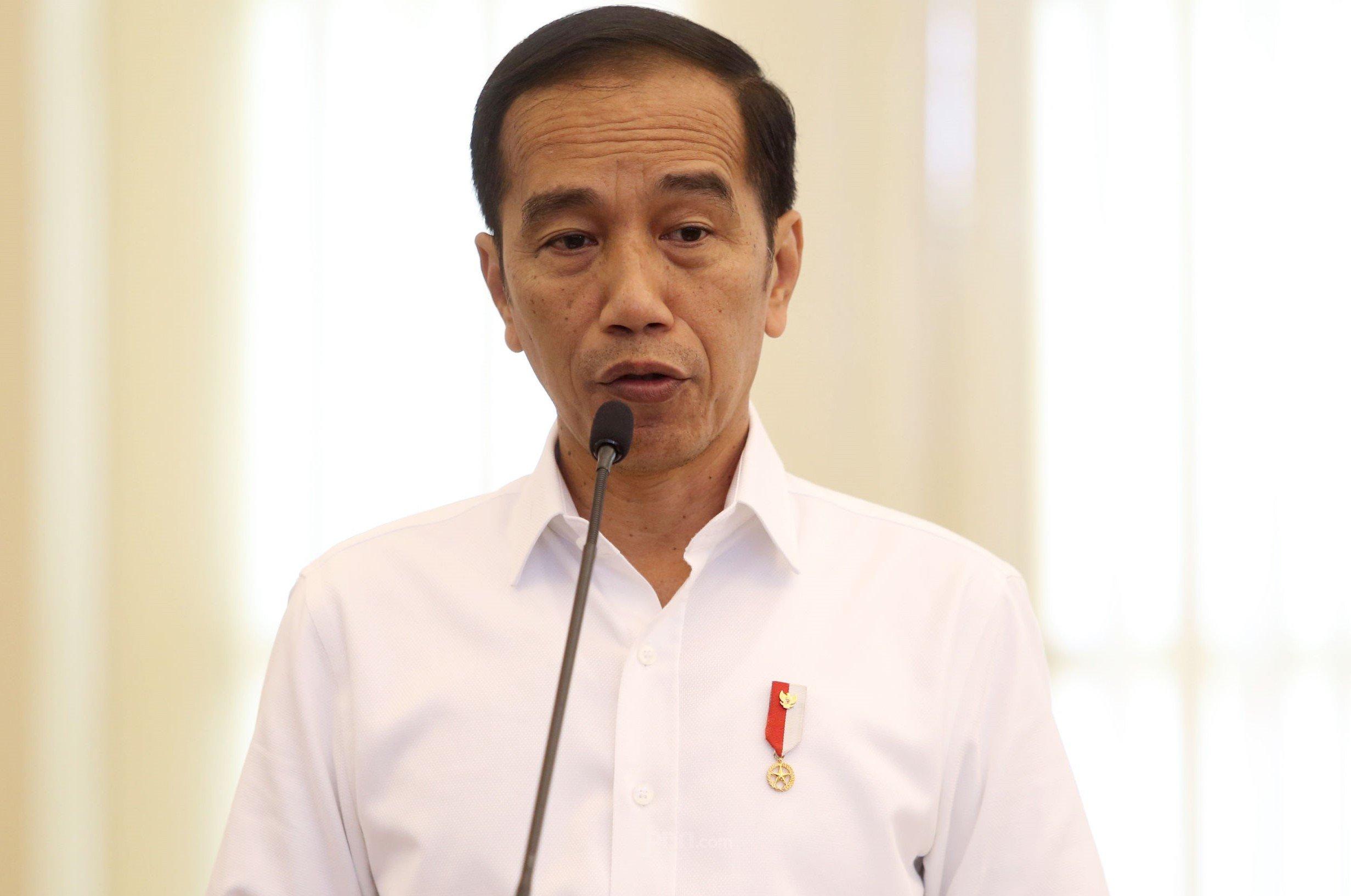 Jokowi Minta Prosedur Kemudahan Usaha Dibenahi