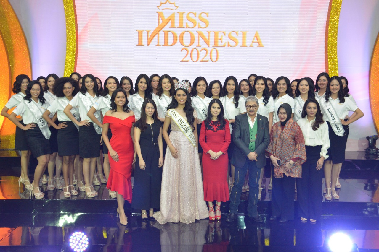 34 Perempuan Bersaing di Miss Indonesia 2020 - JPNN.com