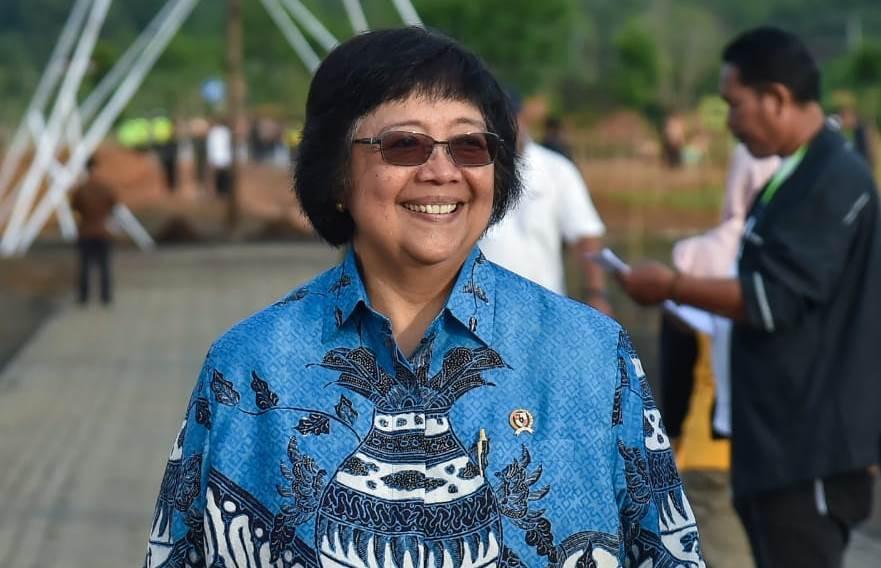 Menteri Siti Nurbaya: Taman Nasional Merapi untuk Melindungi Lingkungan dan Masyarakat - JPNN.com
